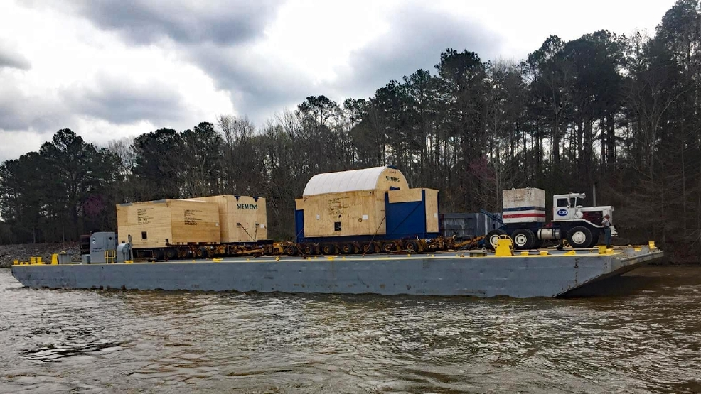 Tva equipment delivery affecting chickamauga lake fishing for Chickamauga lake fishing
