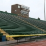 Doug Shaw Stadium renovations underway, police say avoid using track