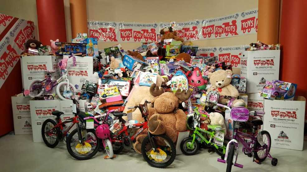 Families In Need Can Now Sign Up To Receive Gifts From Toys For Tots Drive