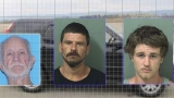 3 arrested in slashing of elderly veteran's throat in northeast Florida