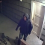 Caught on Video: Burglar spotted trying to break into Boise Bench home