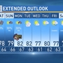 Weather: A nice start to Memorial Day Weekend will be followed by possible thunderstorms