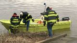 UPDATE: River search underway for two missing fishermen