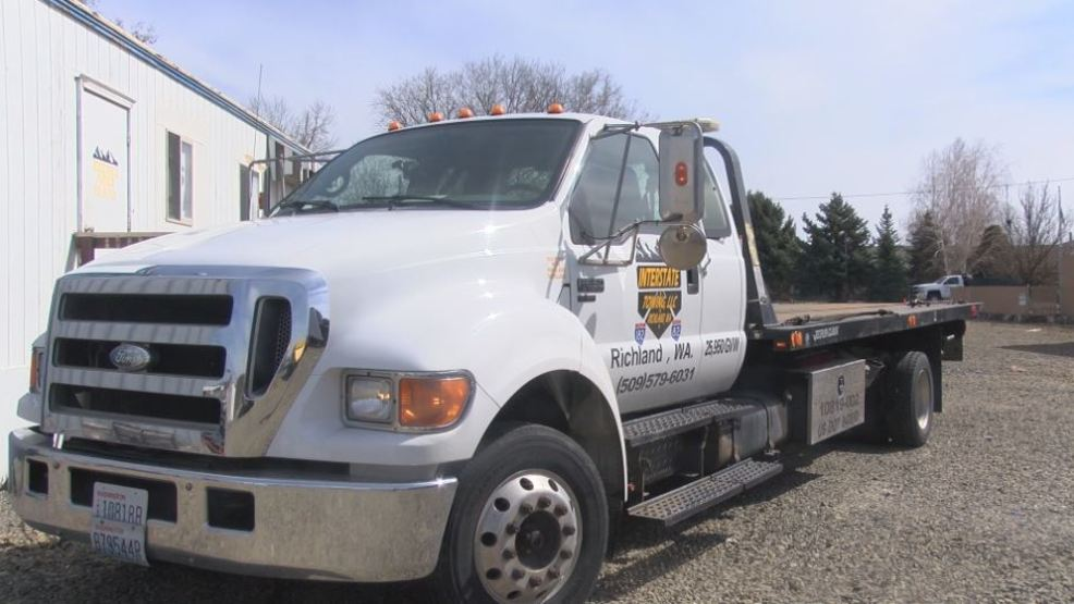 Convoy of tow trucks will drive through Tri-Cities with a special