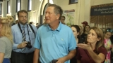 Kasich speaks to media for first time since Presidential run