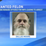 "Amarillo Crime Stoppers extends reward for information on ""dangerous felon"""