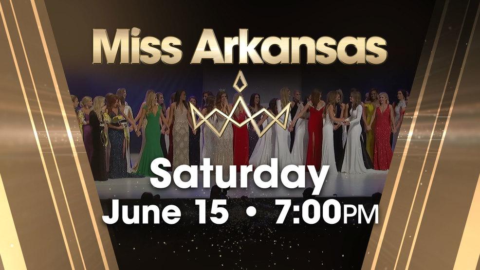 Miss Arkansas 2019 to be shown on KATV, partner stations