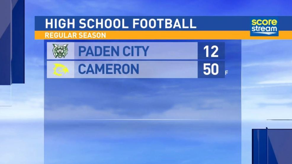 9.29.17 Highlights: Paden City at Cameron