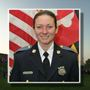 A special tribute brought hundredes out to Parkville to honor fallen Ofr. Amy Caprio
