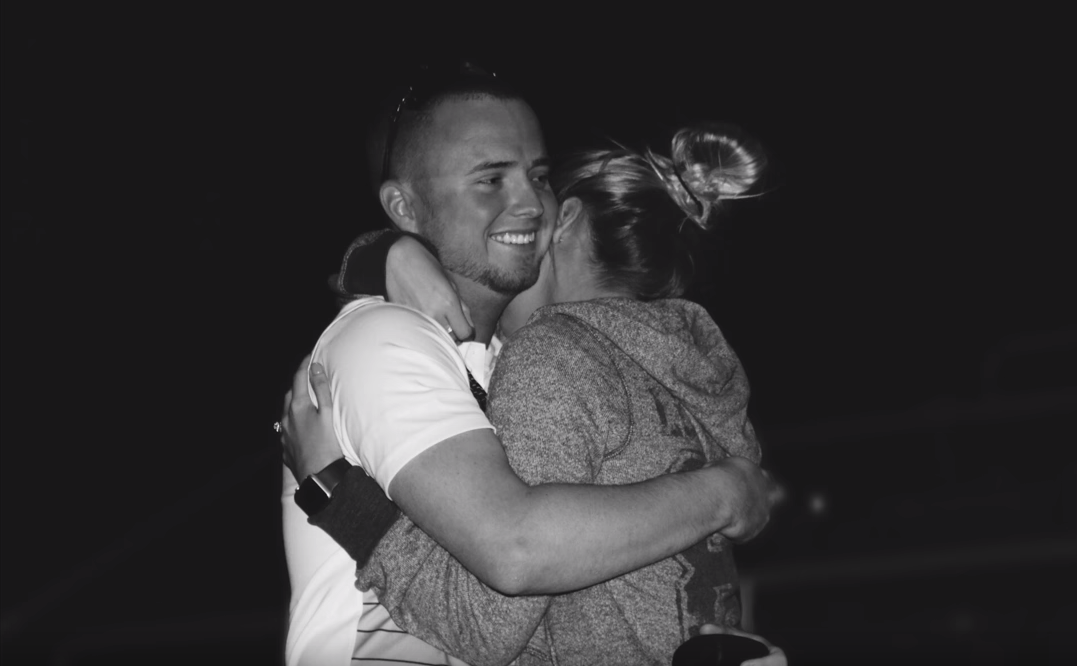 Local Man Surprises Girlfriend With Movie Theater Marriage Proposal