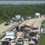 Accident blocks all lanes on Florida Turnpike in Martin County