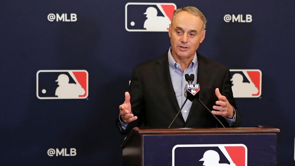 Manfred No DH or draft changes likely for 2019.jpg