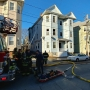 Fire damages New Bedford triple-decker home
