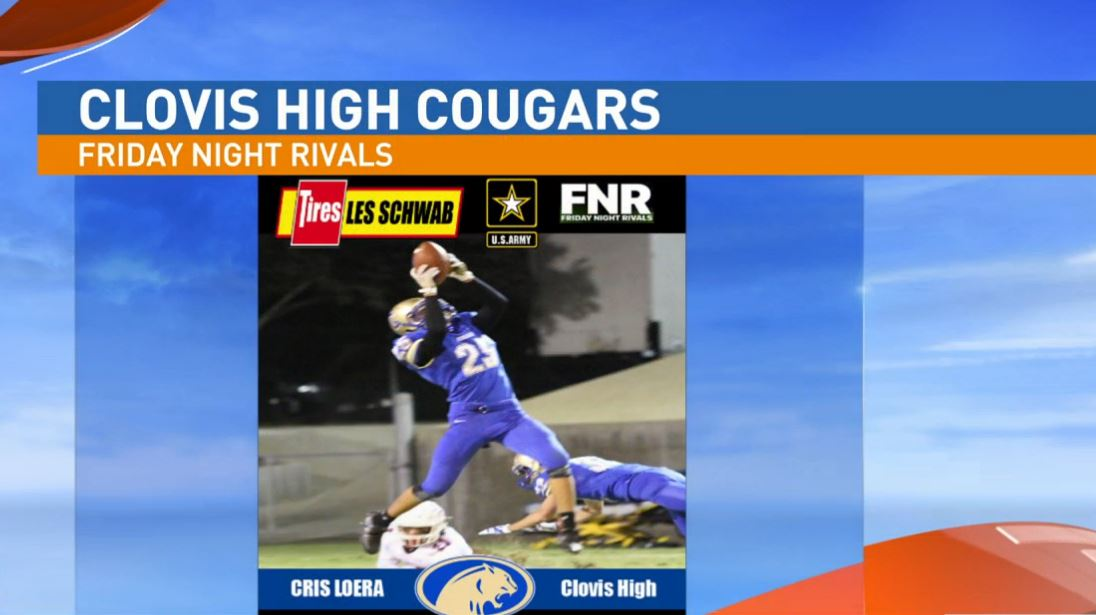 Clovis High Cougars player to watch