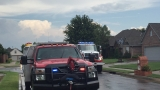 Lightning strike believed to be culprit behind metro home fire