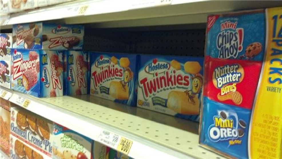 Final boxes of Hostess snacks fly off Central New York