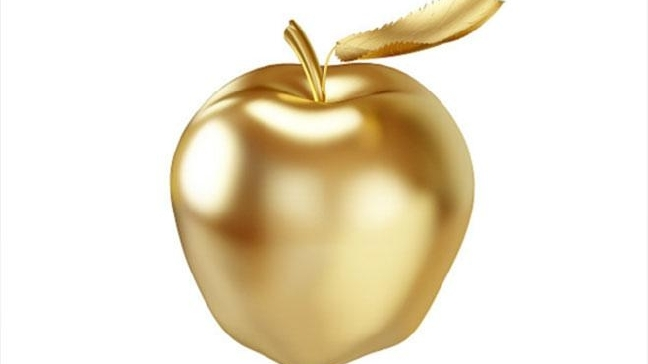 Apple Creates a New Type of Gold