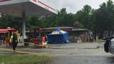 Woman shot, killed in front of grandchildren at Milledgeville gas station