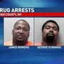 State Police seize crack cocaine, arrest two Detroit men in Mingo