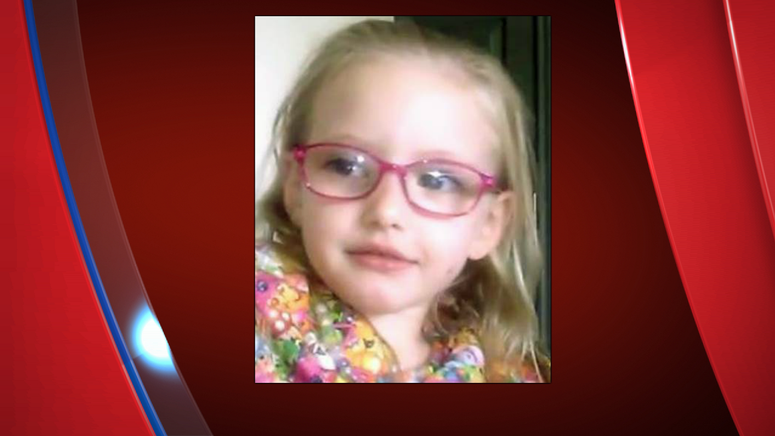 Izabella Corsaut, 5, was last seen July 3 in Elgin, Oklahoma. (Courtesy of the Chickasha Police Department)