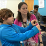STEM educator Amy Baldwin turned program around at Oakbrook Middle School