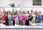 Pledge of Allegiance for May 18