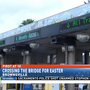 Gateway International Bridge opens 2 additional lanes for Easter traffic