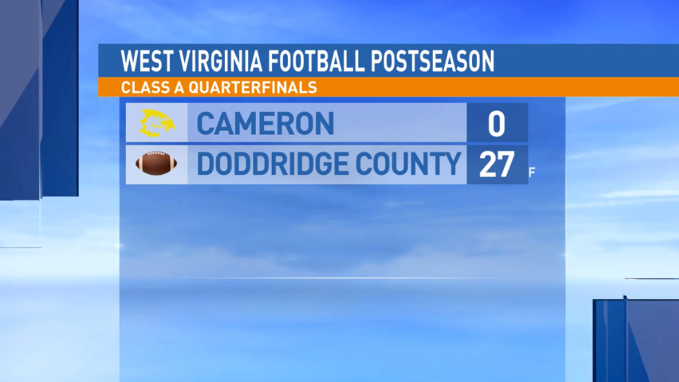 11.16.18 Highlights: Cameron at Doddridge County