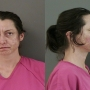 Linn County deputies arrest woman on charges of robbery and criminal trespass