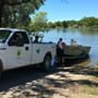 Search and rescue looking for missing man in the Snake River