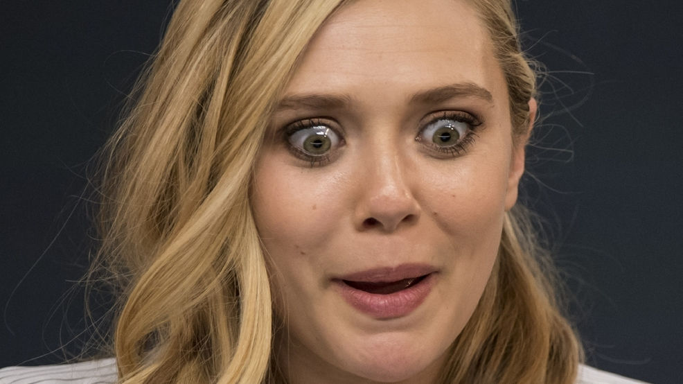 Elizabeth Olsen's home invaded by banana-loving rats