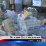 Stamp out Hunger food drive to collect food at your mailbox