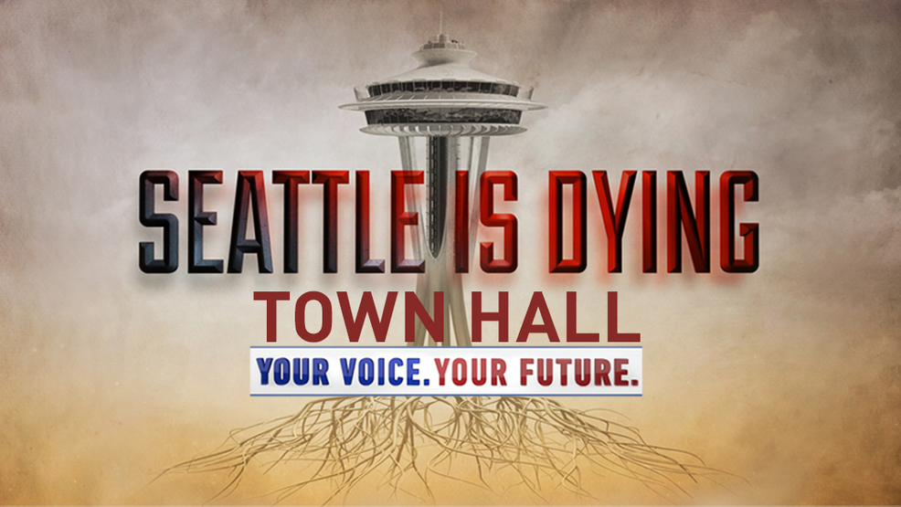 Watch 'Seattle is Dying' Town Hall