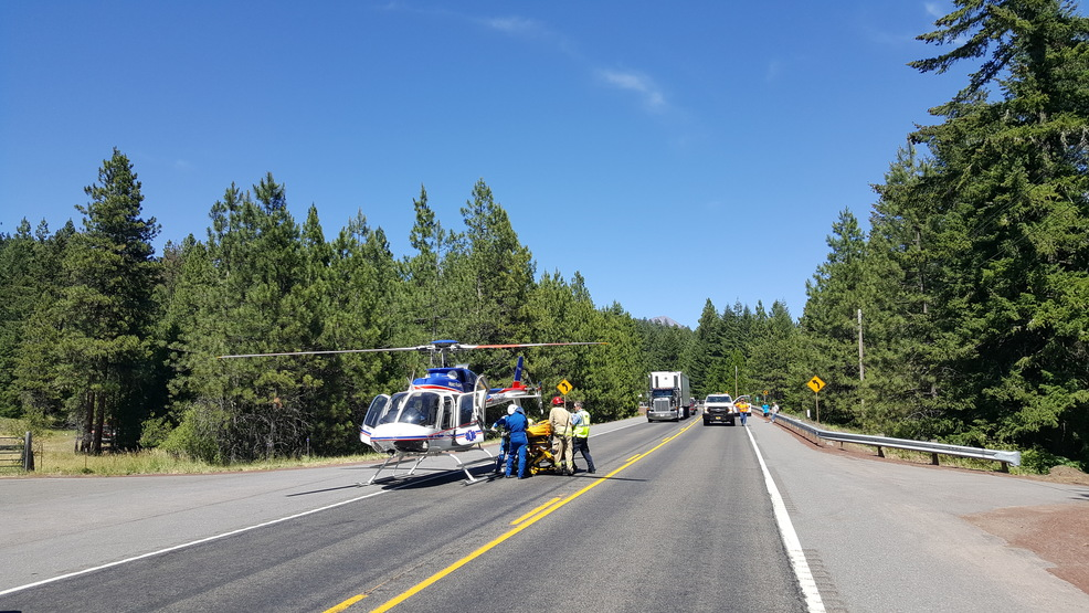 Hwy 140 open after lengthy closure for serious crash | KTVL
