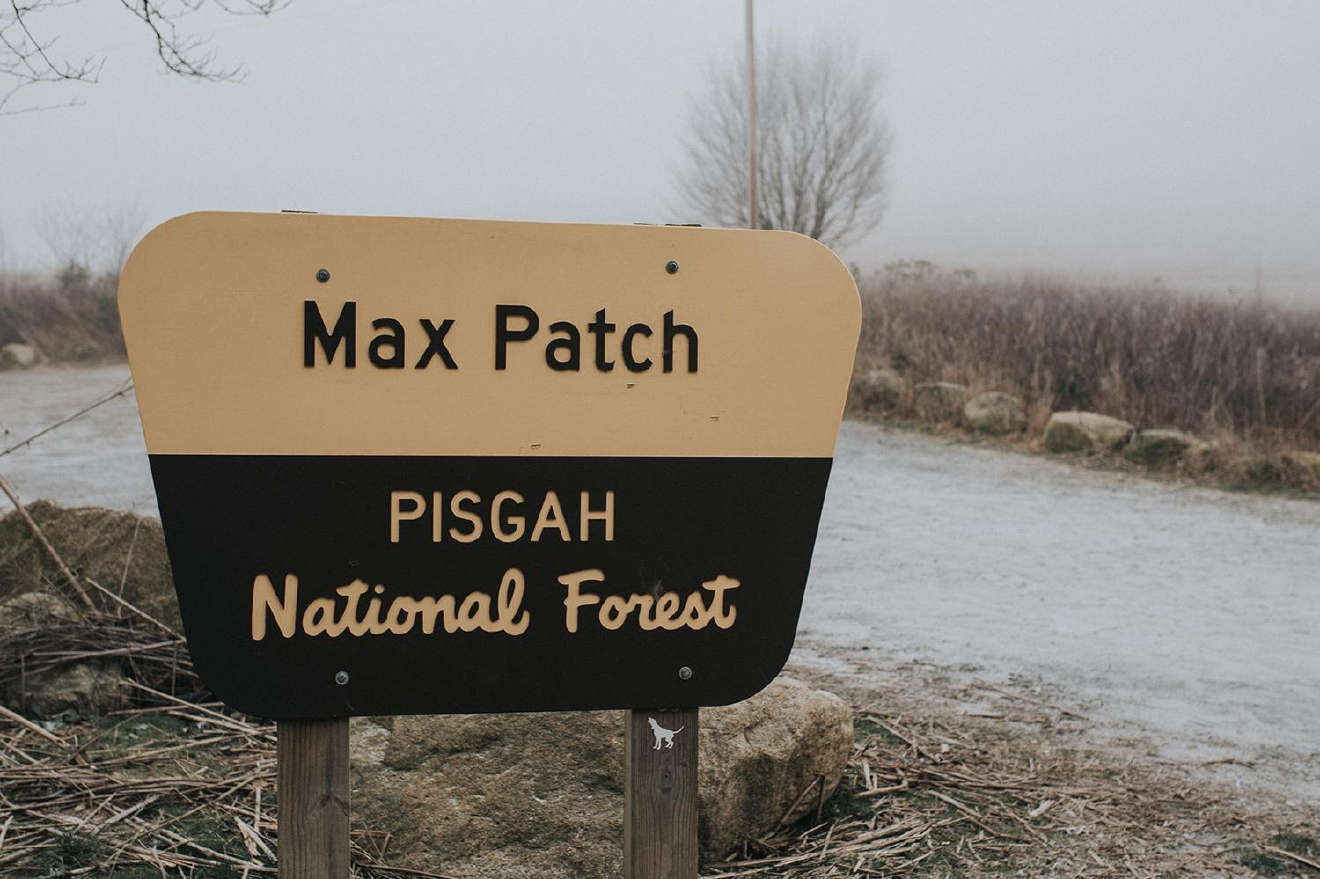 "PICTURED: Max Patch Trail Head  / ABOUT: Knoxville is nicknamed ""the Queen City of the Mountains."" At only a three and a half hour drive down I-75, take a day trip down and check out everything the city has to offer. Then, head southeast and enjoy the American wilderness that lies just beyond it. / Image: Brianna Long // Published: 2.5.17"