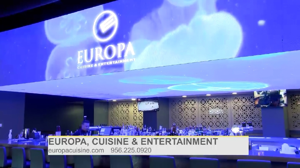 NIU Urban Living: Europa, Cuisine U0026 Entertainment | KGBT