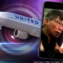 Airline passenger dragged off flight settles with United