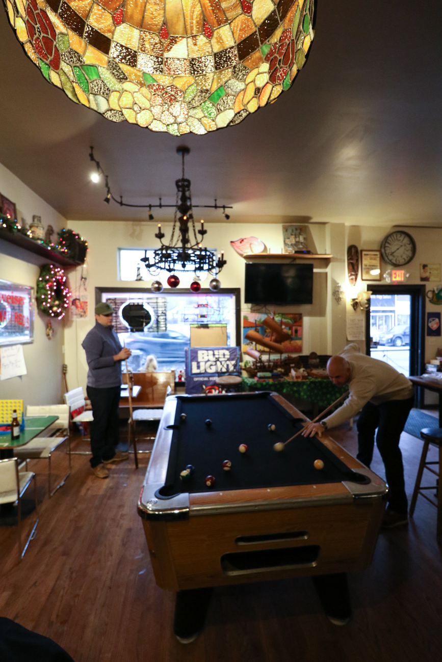 Oakley residents love the neighborly spot because it offers weekly karaoke, big turnouts for watching local sports, and plenty of amusement with its wide variety of parlor and board games. Oh, and did we mention drinks? They have those, too. ADDRESS: 3265 Brotherton Road (45209) / Image: Ronny Salerno // Published: 2.4.19