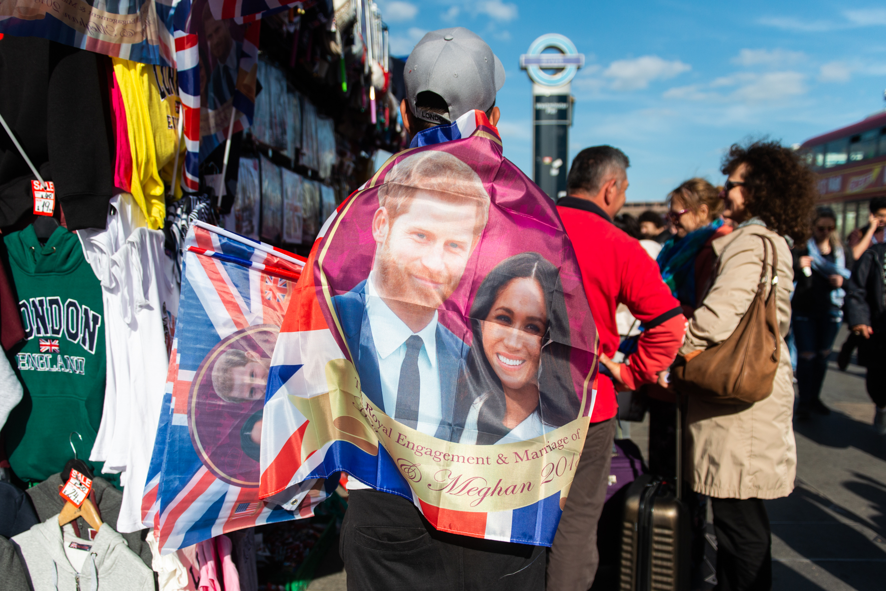 Our lovely photographer Chona Kasinger{ }is on the ground in London and is capturing the days, or should we say mayhem, leading up the Royal Wedding on May 19, 2018. Stay tuned for more photos post wedding! (Image: Chona Kasinger / Seattle Refined).