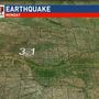 Another earthquake detected near Stapleton, Arnold Monday