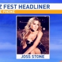 Jazz Fest headliner Joss Stone on 'Good Day Rochester'