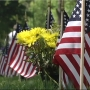 Fort Custer National Cemetery memorial service