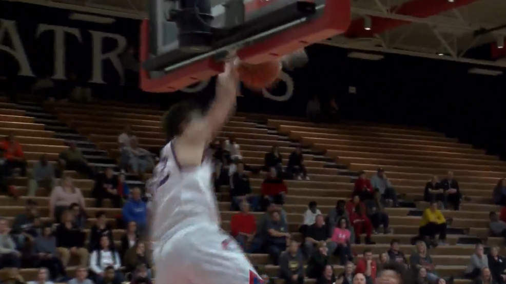 1.8.19 Highlights: Steubenville Big Red vs. Wheeling Park - boys basketball