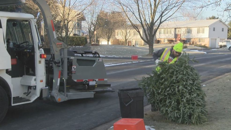 Christmas Trees In Centre County Get Reused, Recycled