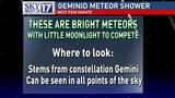Where and when this week to see 1 of the best meteor showers of the year