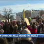 National Women's March movement makes an impact in Mobile
