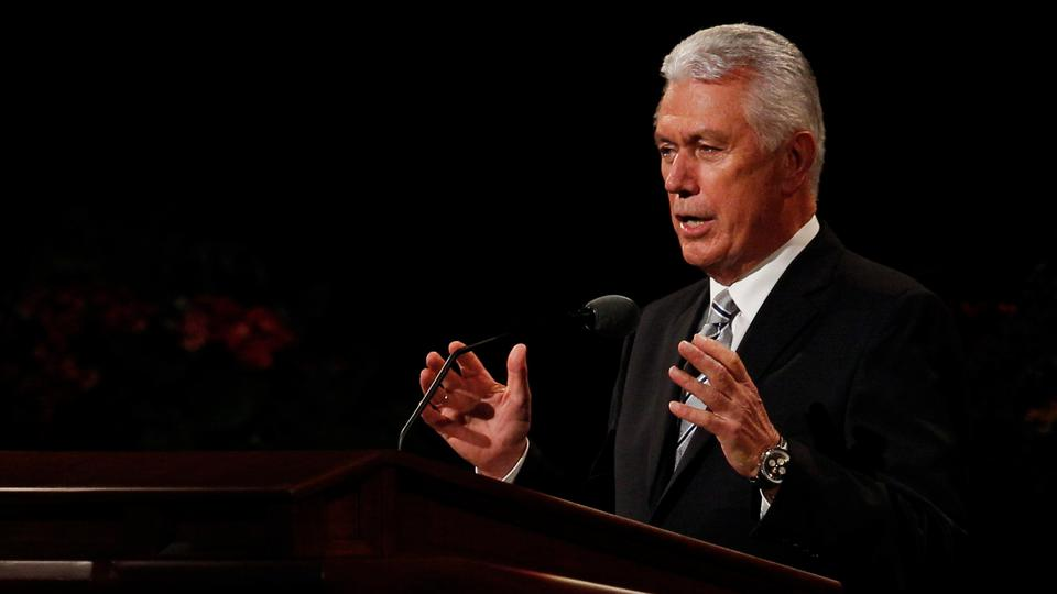 Elder Dieter F. Uchtdorf of the Quorum of the Twelve Apostles of The Church of Jesus Christ of Latter-day Saints has received several key assignments following his service in the First Presidency, which were announced Monday, January 22, 2018. (Photo: KUTV)<p></p>