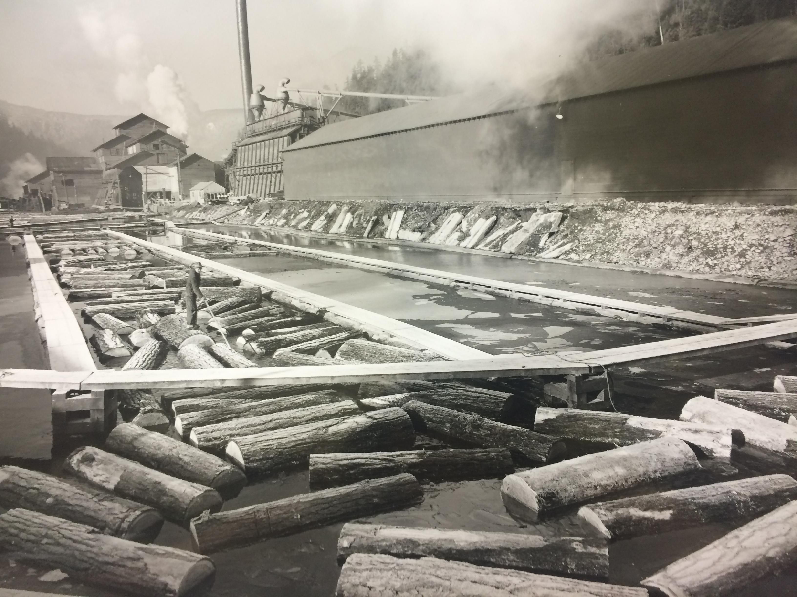 Oakridge lost a main attraction when several logging mills closed and nearly a third of the town was out of work. But now, Oakridge residents are finding new ways to bring people back to the small town in east Lane County. Watch #LiveonKMTR Monday, May 8 at 6:30 p.m. to learn more. Photo courtesy Oakridge Museum