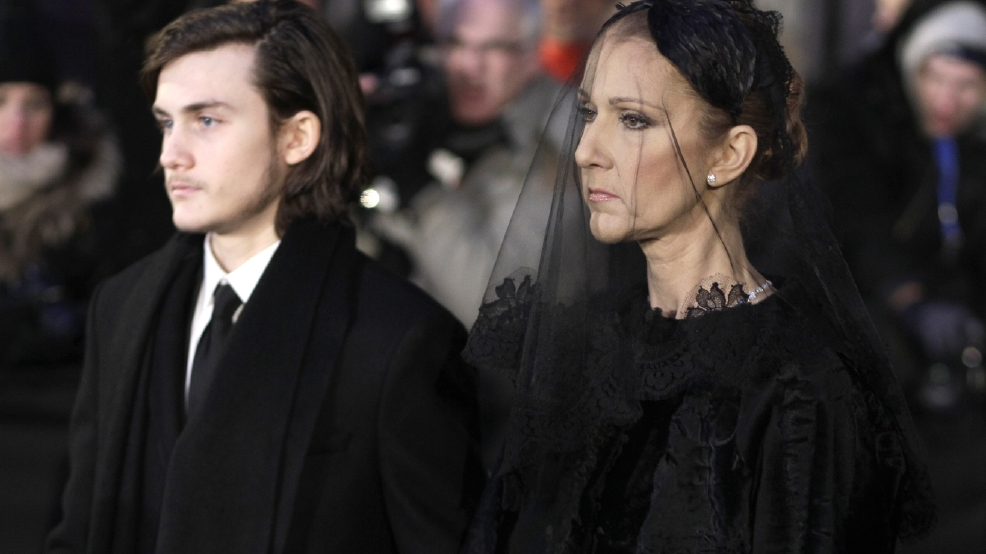 Celine Dion 'not ready' for first Christmas without late husband