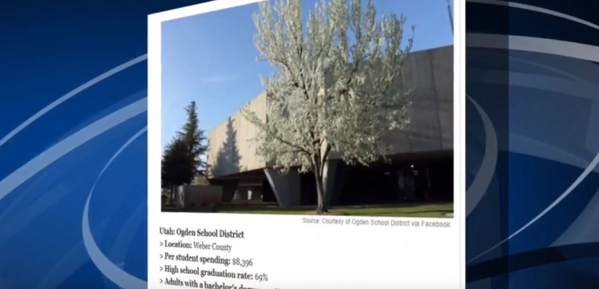 A new report has thrust Ogden School District into the spotlight for all the wrong reasons. (Photo: KUTV)